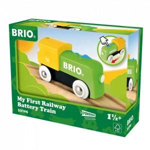 Prima Mea Locomotiva Cu Baterii
