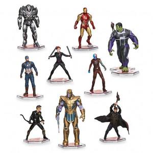 Set 10 figurine deluxe Avengers: Endgame (resigilat)