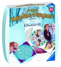 Set Creatie Mini Mandala Frozen 2