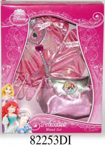 Set de accesorii cu bagheta (4 piese) - Disney Princess