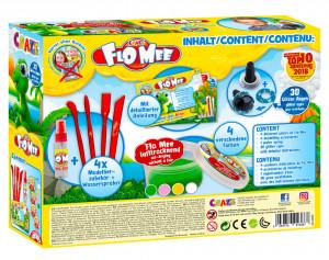 Set de joaca cu plastelina - model Dino