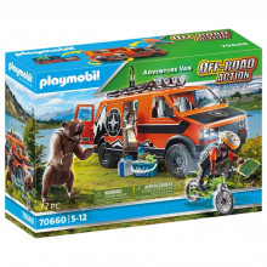 Set de joaca Playmobil Camion De Aventuri