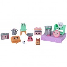 Set decoratiuni Shopkins KITTY KITCHEN