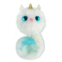Jucarie de plus interactiva Pomsies S3 - Unicorn Winter