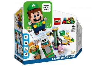 Aventurile lui Luigi - set de baza