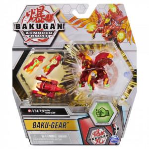 Bakugan S2 Bila Ultra Pegatrix Cu Echipament Baku-Gear