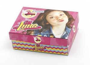 Breloc Mini-patine Soy Luna - Luna