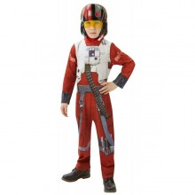 Costum Clasic X-WING FIGHTER PILOT (Marime M)