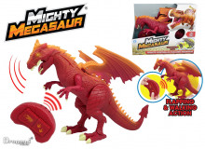 Dinozaur Dragon Cu Telecomanda
