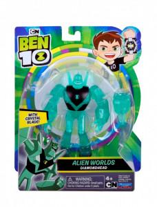 Figurina Ben 10 Alien Worlds Cap De Diamant, 12 Cm