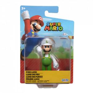 Figurina Nintendo Super Mario - Model Standing Luigi, 6 cm