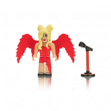 Figurina Roblox Celebrity 8 cm, model Royale Highschool Drama Queen