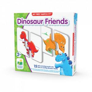 Joc De Potrivire - Dinozauri