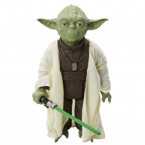Jucarie deluxe Master Yoda Star Wars 46cm