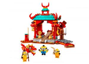 Lupta Kung Fu a Minionilor