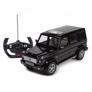Masina Cu Telecomanda Mercedes-Benz G55 Negru Cu Scara 1 La 14