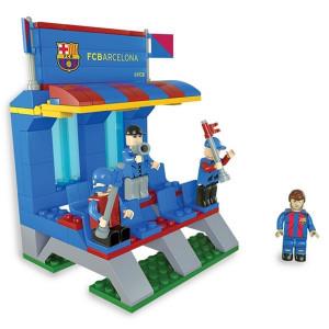 Nanostars Barcelona tribuna