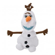 Papusa plus mini Disney Olaf, Frozen 2