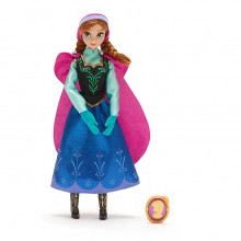 Papusa printesa Disney Anna NEW