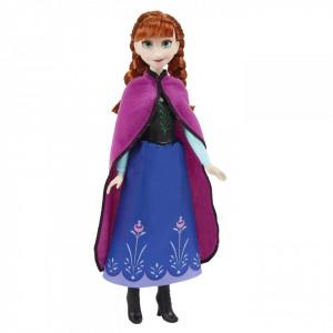 Papusa Printesa Stralucitoare Anna Frozen 1