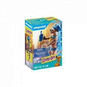 Playmobil Figurina De Colectie - Scooby-Doo! Politist