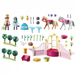 Playmobil Lectii Regale De Calarie