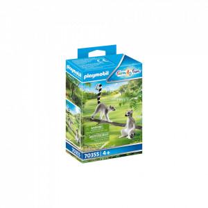 Playmobil Lemuri