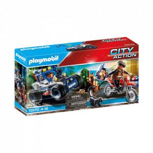 Playmobil Masina Off Road De Politie Si Hot