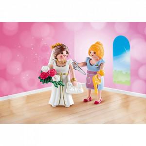 Playmobil Set 2 Figurine Printesa Si Croitoreasa
