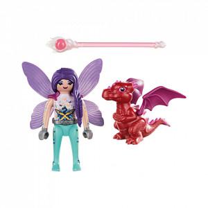 Playmobil Zana Cu Pui De Dragon