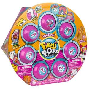 Plusuri parfumate reversibile Pikmi Pops S3 Mega Pack