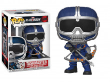 Pop Marvel: Black Widow- Taskmaster W/Bow