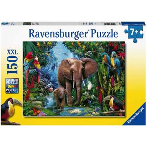 Puzzle Animale Din Safari, 150 Piese