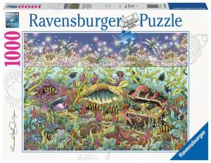 Puzzle Comorile De Sub Apa, 1000 Piese