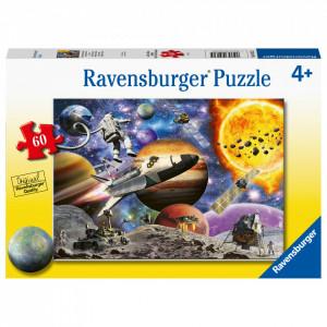 Puzzle Explorare In Spatiu, 60 Piese