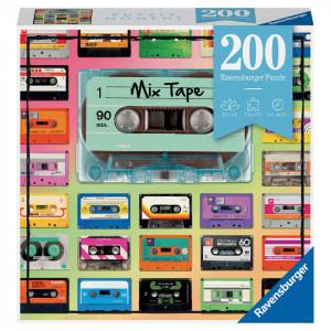 Puzzle Mix De Casete, 200 Piese