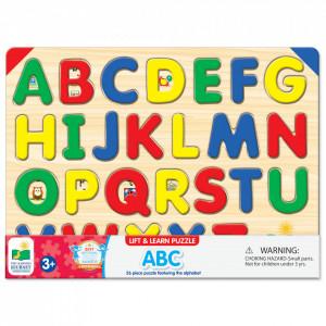 Puzzle - Sa Invatam Alfabetul