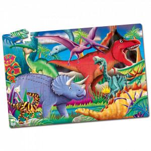 Puzzle Straluceste In Intuneric - Dinozauri