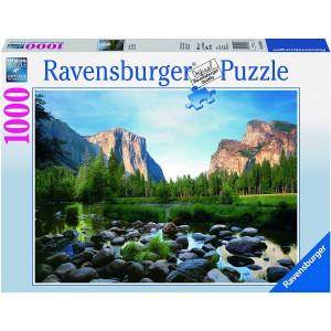 Puzzle Valea Yosemite, 1000 Piese