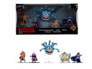 Set 5 Figurine Din Metal Dungeons Dragons 4 Cm