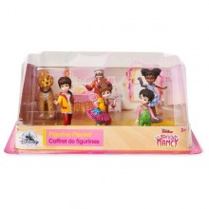 Set 6 Figurine Fancy Nancy Clancy