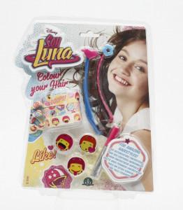 Set de colorat parul Soy Luna