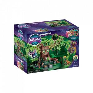 Set de joaca Playmobil Copacul Intelept