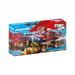 Set de joaca Playmobil Stunt Show - Monster Truck Taur