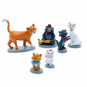 Set figurine Pisicile Aristocrate