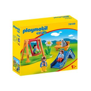 Set de joaca Playmobil 1.2.3, Loc De Joaca