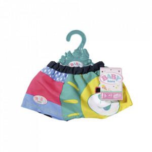 Baby Born - Short De Baie 43 Cm Diverse Modele