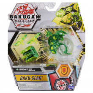 Bakugan S2 Bila Ultra Dragonoid Cu Echipament Baku-Gear Ventornado