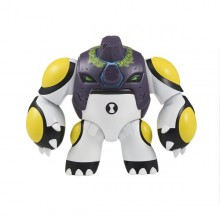 Ben 10 - Figurina Ghiulea Omni-Enhanced - 12 cm