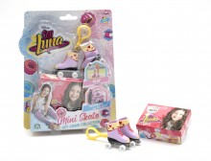 Breloc Mini-patine Soy Luna - Jazmin